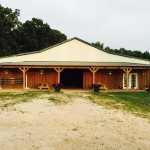 Frontview Barn